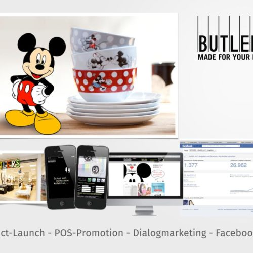 Product-Launch - POS-Promotion - Dialogmarketing - Facebook-App