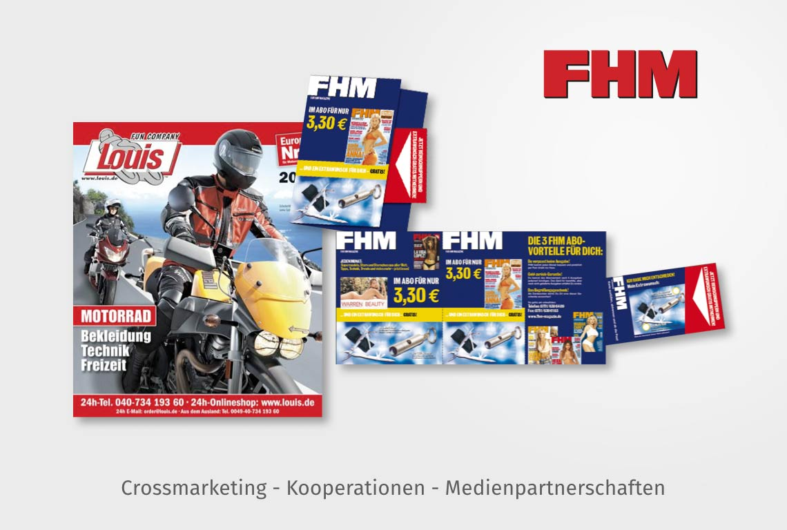 Cross-Marketing - Kooperationen - Medienpartnerschaften