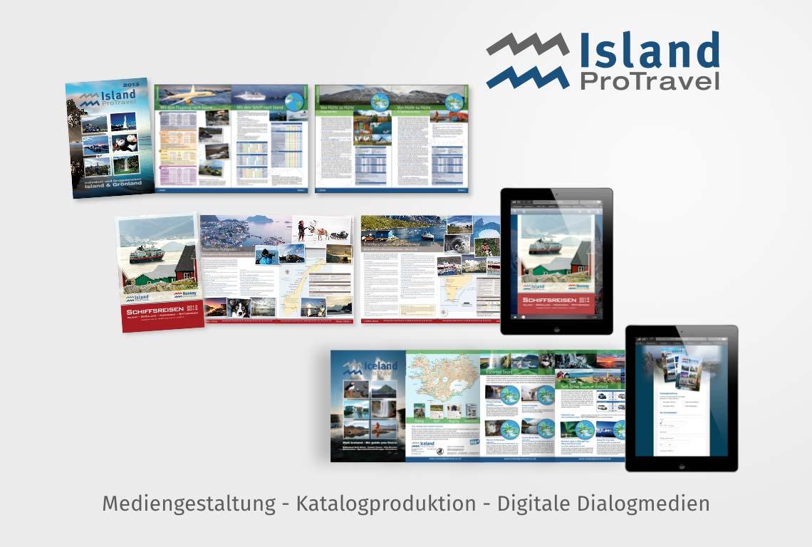 Mediengestaltung - Katalogproduktion - Digitale Dialogmedien