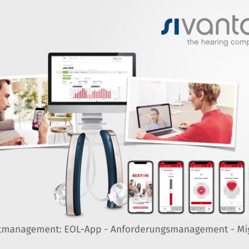 Projektmanagement: EOL-App - Anforderungsmanagement - Migration