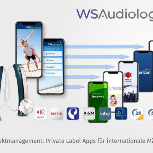 Projektmanagement: Private Label Apps für internationale Märkte